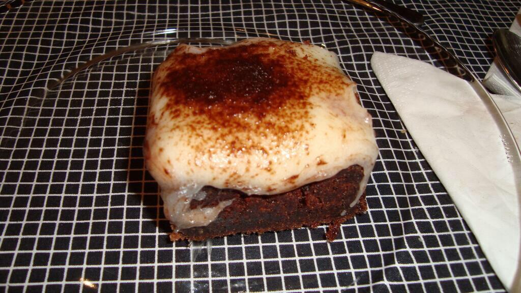 Torta de Guinness - Quero xamón