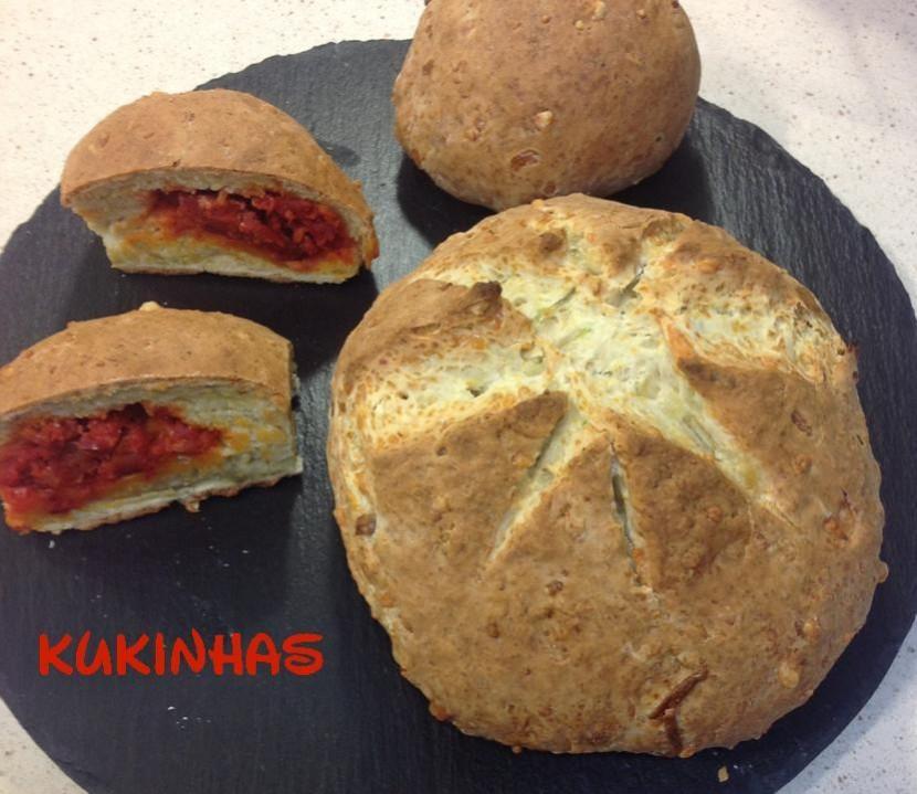 Pan e bolo preñado