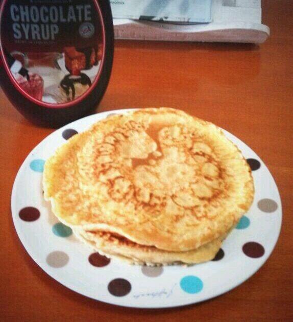 Pancakes - repolete