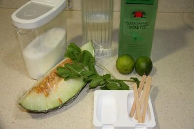 Mojito melón