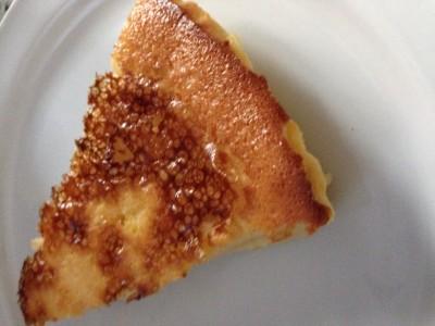 Torta de queixo - Marcos
