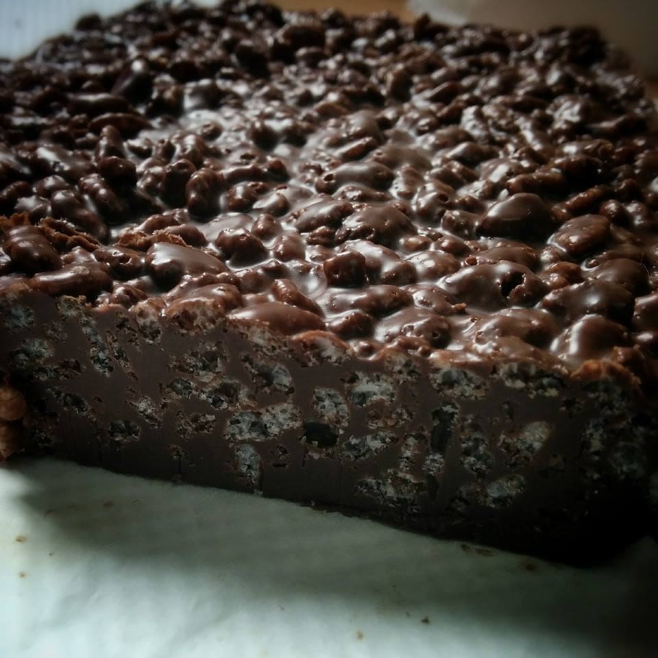 Turrón de chocolate - Judit