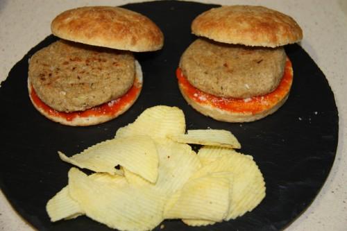 hamburguesa avea