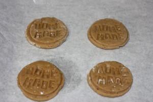 galletas de castañas