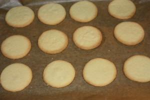 galletas de manteiga