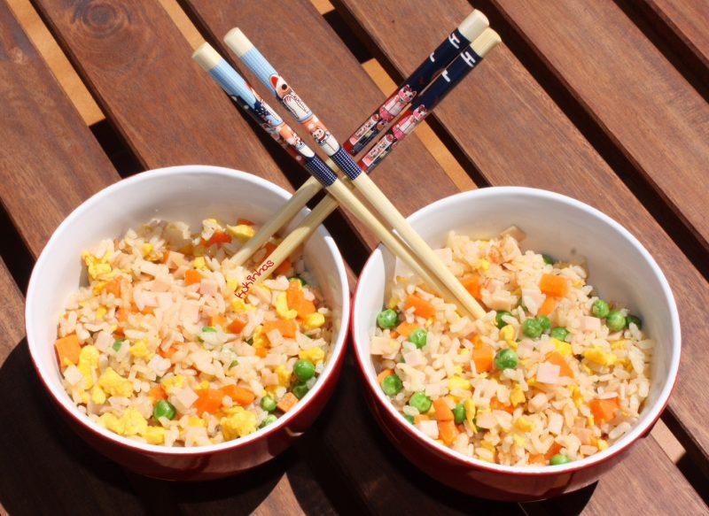arroz fritido