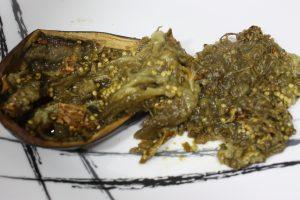 aubergine gnocchi