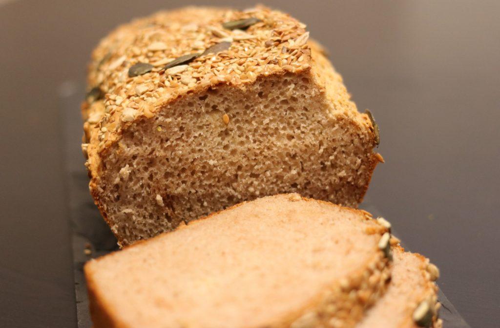 pan de trigo mouro